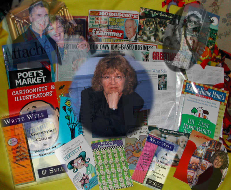 Greeting card writing writer sandra loudens online tips to write sandras goals are specific and totally geared to helping new and seasoned writers attain publication in the world of greeting card writing m4hsunfo